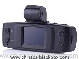 1.5 inch hd LCD Car DVR with GPS logger G-sensor 4