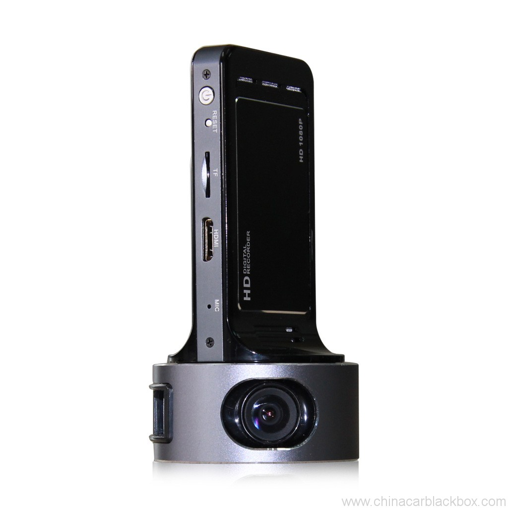 1080P 2.7 inch LCD Recorder Video Dashboard Vehicle Camera 2
