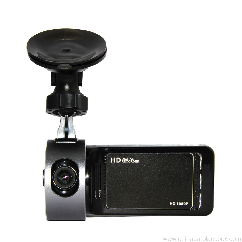 1080P 2.7 inch LCD Recorder Video Dashboard Vehicle Camera 3