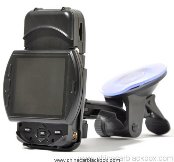 1080P 30fps GPS Logger Support IR Night Vision G-Sensor Car DVR 2