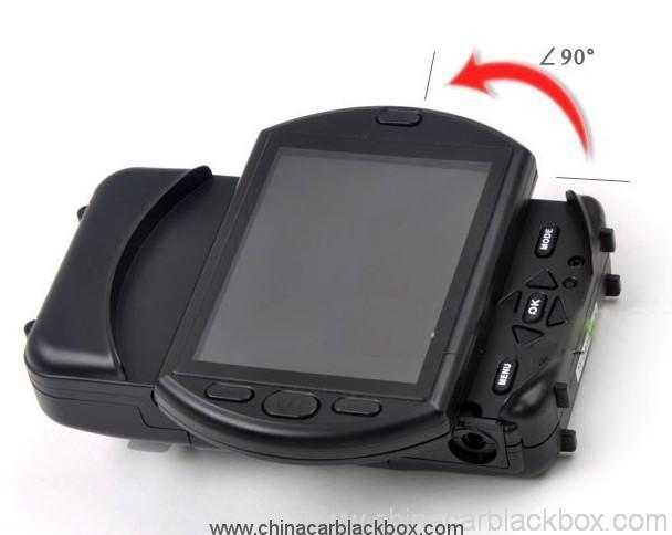 1080P 30fps GPS Logger Support IR Night Vision G-Sensor Car DVR 5