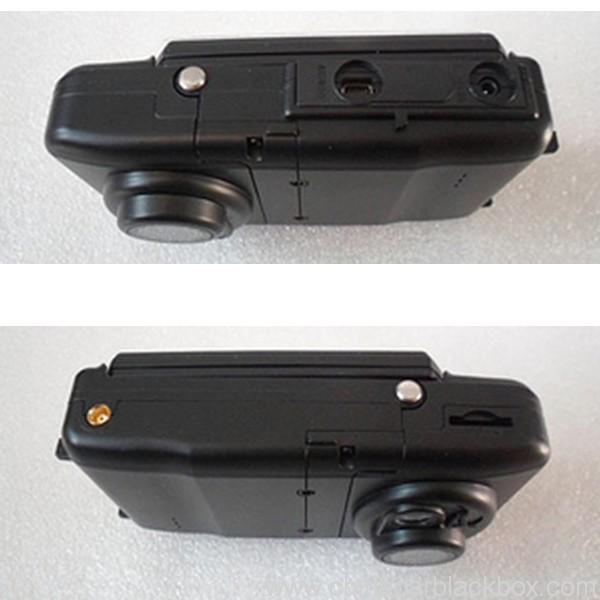 1080P 30fps GPS Logger Support IR Night Vision G-Sensor Car DVR 7