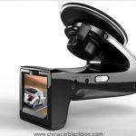1080p car video registrator with radar detector