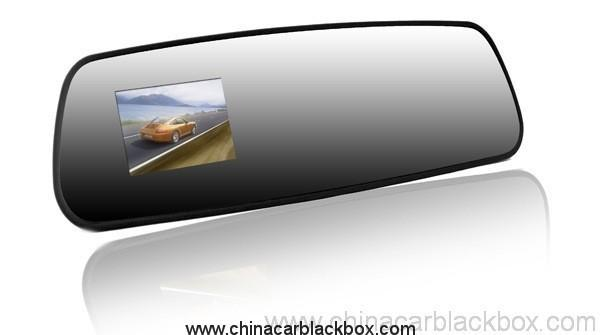 1080P HD Rearview Mirror Camera CAR DVR