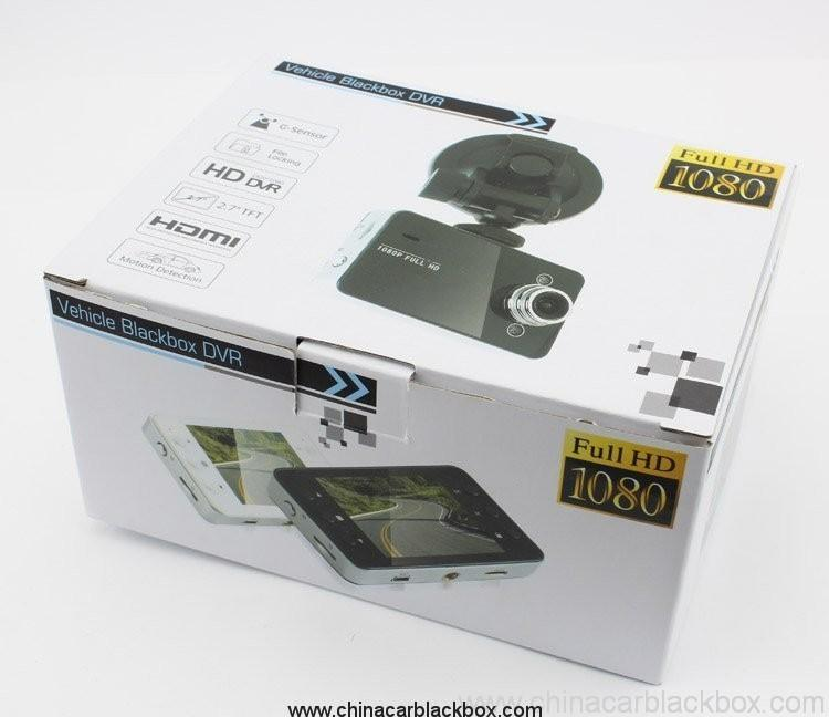 120 degree lens 5.0 MP CMOS Sensor HD 1080P in car Camera