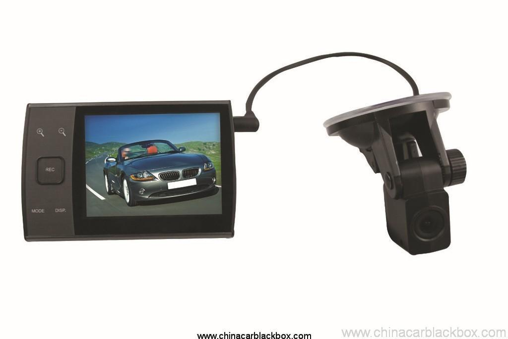 Car DVR 120 Degree Wide with Motion Detection 3