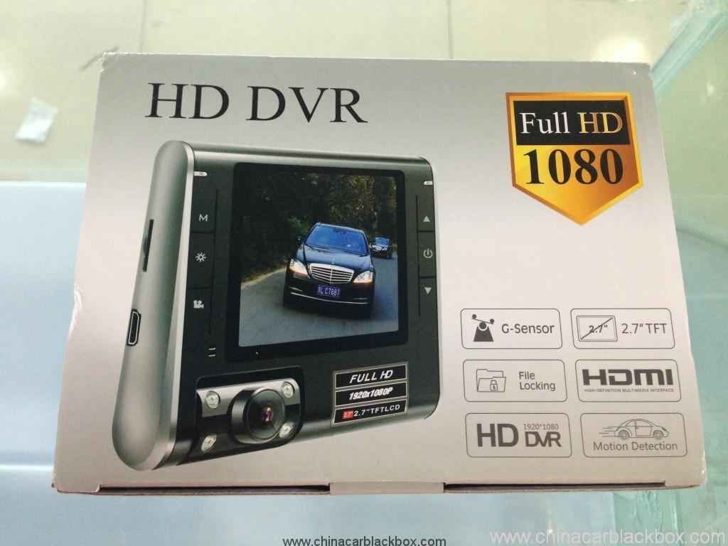 Car Dvr with 270 degree rotation and HDMI Out 4