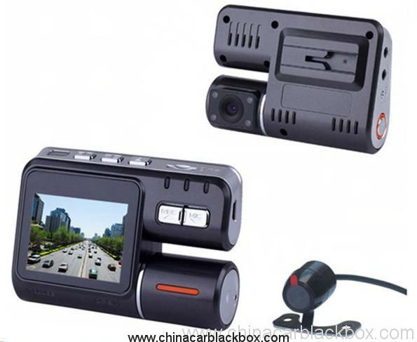 Dual Lens Driver recorder HD Car Dvr Camera