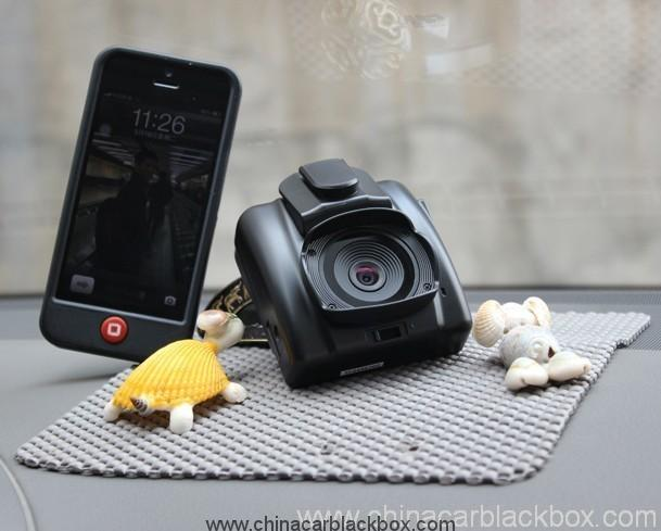 Night Vision Car DVR Recorder with Ambarella 11