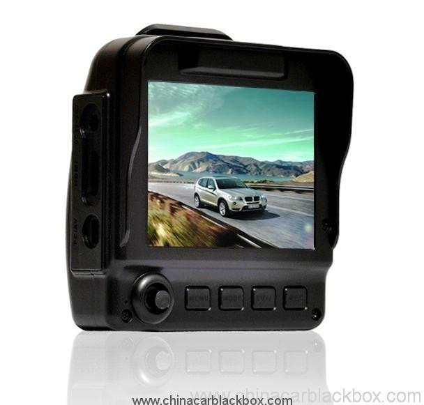 Night Vision Car DVR Recorder with Ambarella 2