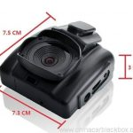 Night Vision Car DVR Recorder with Ambarella 5