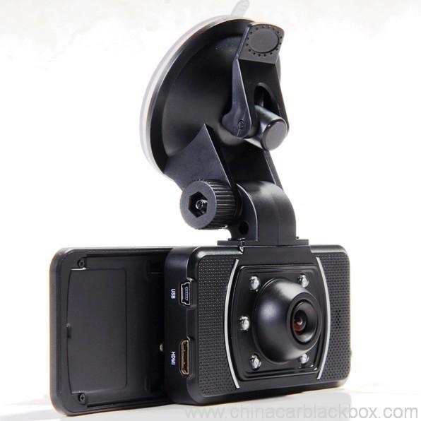 Slide Car DVR 1080P 30FPS HD Camera GPS G-Sensor Password 1