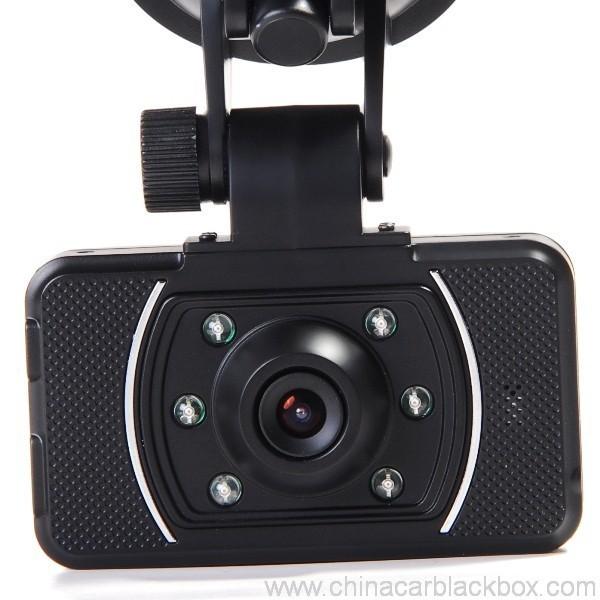 Slide Car DVR 1080P 30FPS HD Camera GPS G-Sensor Password 3