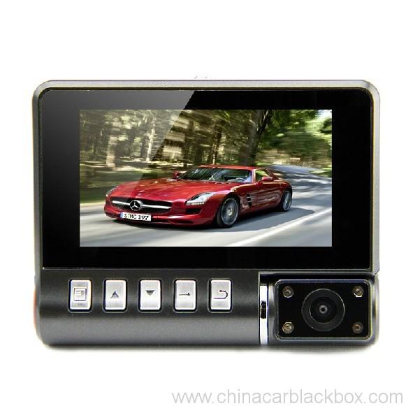 super-mini 140 degree super wide-angle lens Full HD car DVR 2