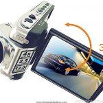 5 Mage pixels CMOS Ambarella solution hd 1080p car dvr