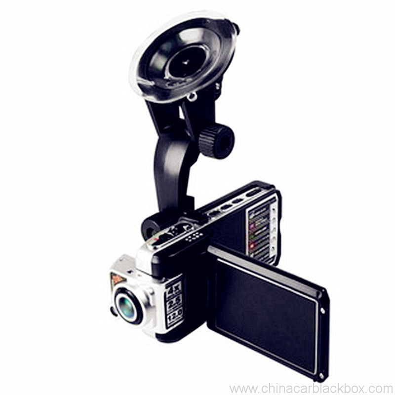 5 Mage pixels CMOS Ambarella solution hd 1080p car dvr 4