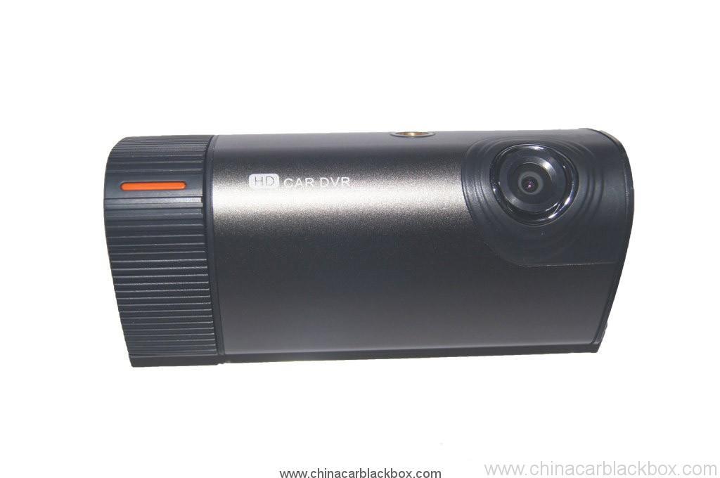 Dual Camera Car Blackbox DVR With 3 Inch Touchscreen GPS Logger And 3D G-Sensor 3