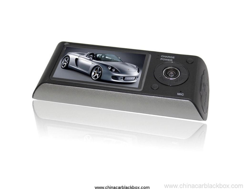 Dual lens Google GPS Digital Car Black Box