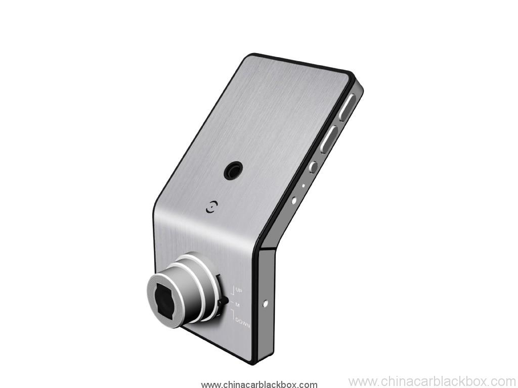 Full HD 1080P HDMI Slim Design Angle adjusted Sensor Car DVR 4