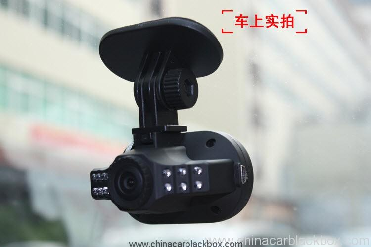 Mini Size Full HD 12 IR LED Car Vehicle CAM 10