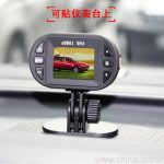 Mini Size Full HD 12 IR LED Car Vehicle CAM