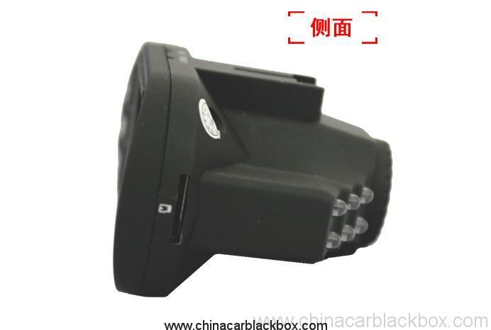 Mini Size Full HD 12 IR LED Car Vehicle CAM 2