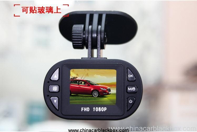 Mini Size Full HD 12 IR LED Car Vehicle CAM 4