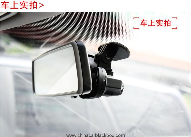 Mini Size Full HD 12 IR LED Car Vehicle CAM 5