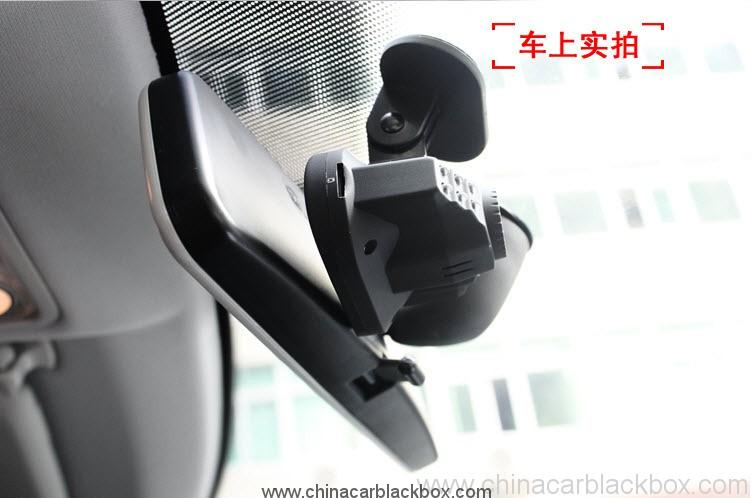 Mini Size Full HD 12 IR LED Car Vehicle CAM 6