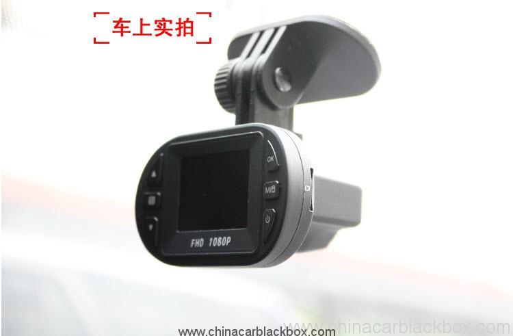 Mini Size Full HD 12 IR LED Car Vehicle CAM 7