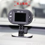 Mini Size Full HD 12 IR LED Car Vehicle CAM 9