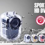 1.5 Inch LCD Waterproof 30M 1080P Sports HD Mini DV