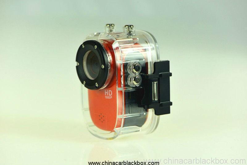 1.5 Inch LCD Waterproof 30M 1080P Sports HD Mini DV 2