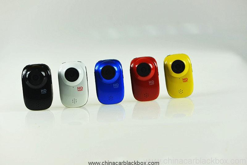 1.5 Inch LCD Waterproof 30M 1080P Sports HD Mini DV 8