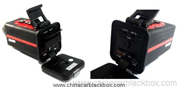 1080P Full HD Bike Sports Action Camera Waterproof 3