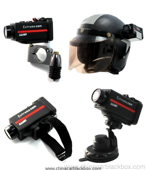1080P Full HD Bike Sports Action Camera Waterproof 4