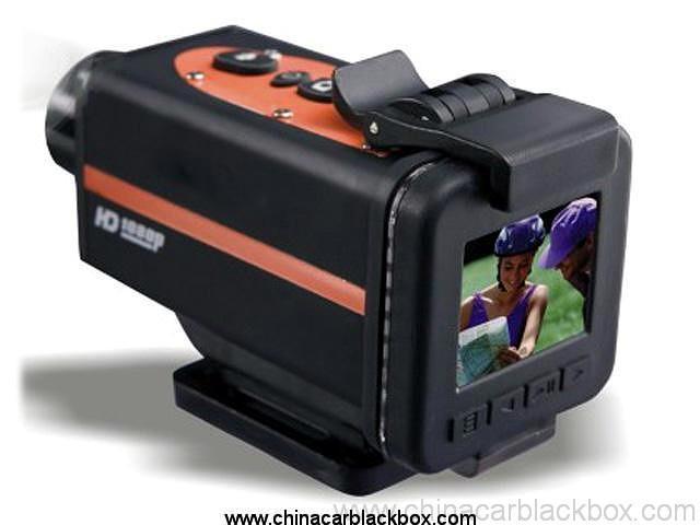 1080P Full HD Bike Sports Action Camera Waterproof