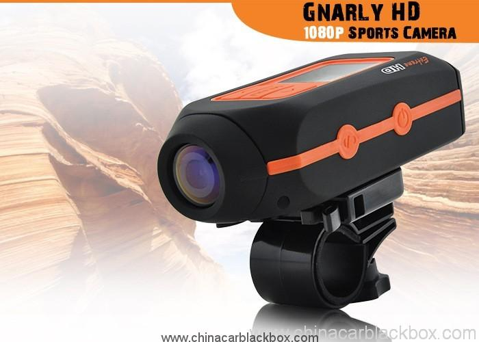 1080P High Definition Sports Action Camera with LCD 2