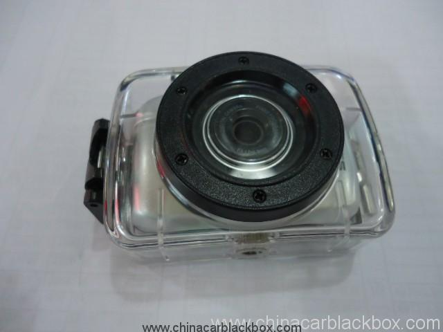 720p Waterproof HD Sports Action Camera 2.0 inch touch screen 3