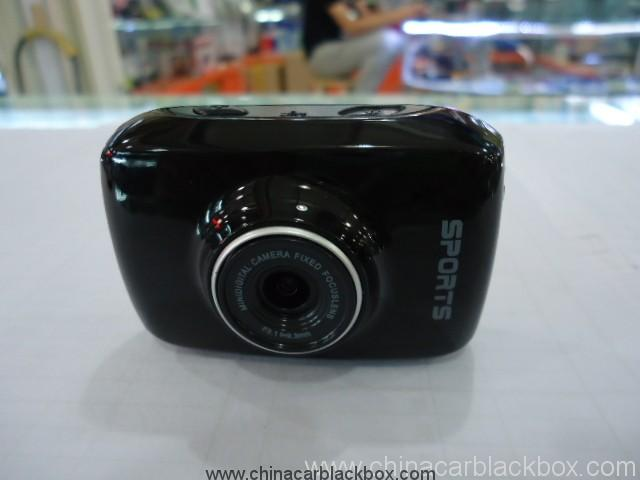 720p Waterproof HD Sports Action Camera 2.0 inch touch screen 9