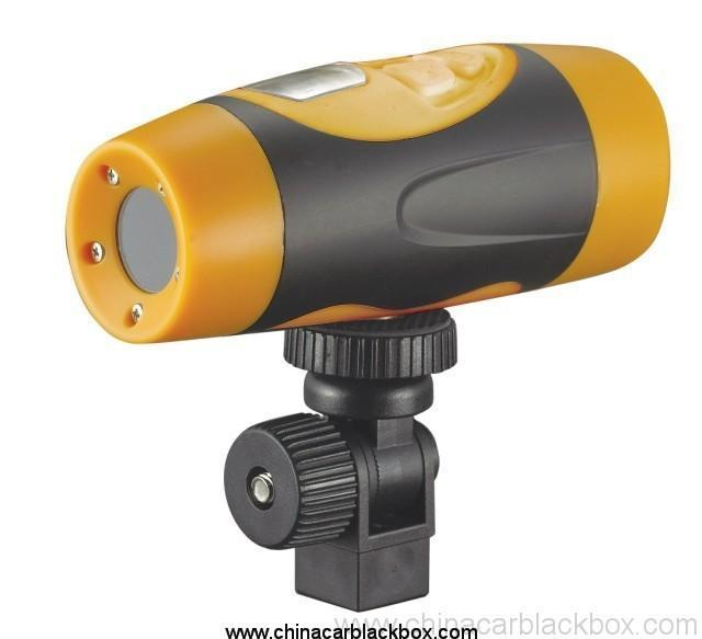 HD 1080P 5.0 MP CMOS Waterproof Action Video Camera