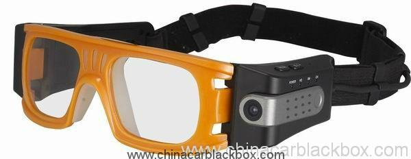 HD 1080P Sports Camera with Microphone Video Glasses 2