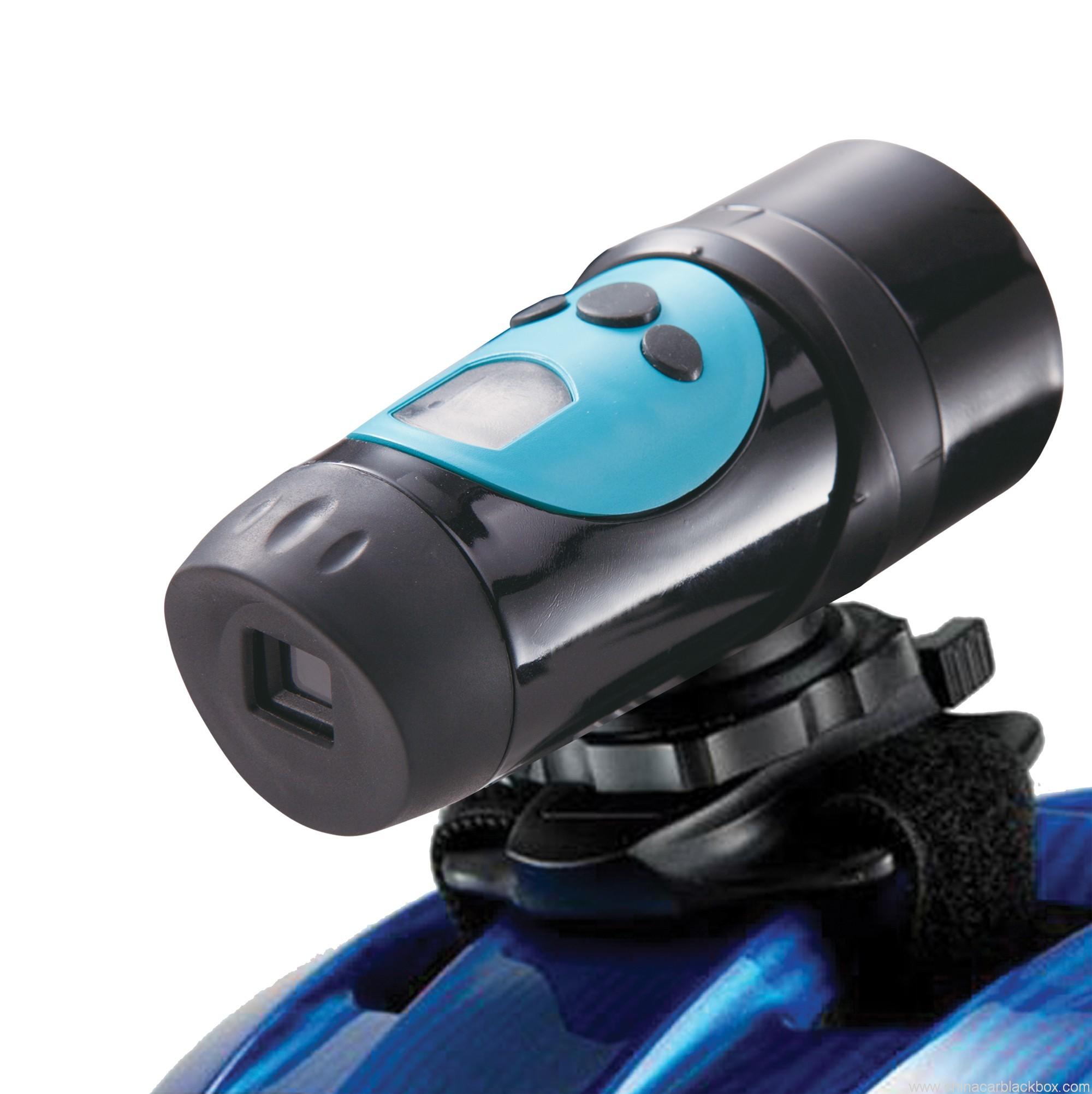 HD 720P Waterproof Ski Helmet Camera 2