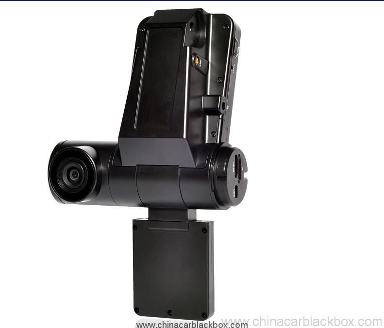 1080p car dvr with Built-in GPS logger 2