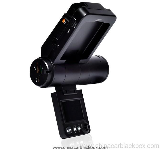 1080p car dvr with Built-in GPS logger 3