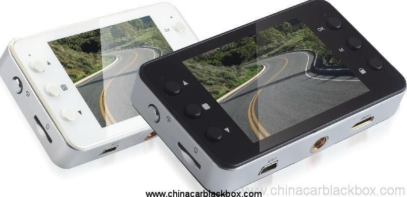 1080p g-sensor car black box
