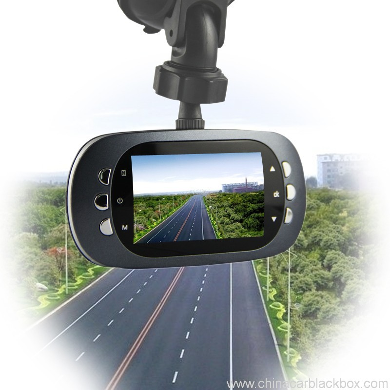 1080p night vision 2.7 inch TFT car black box 6