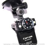 1080p rotatable LCD night vision car dvr 2