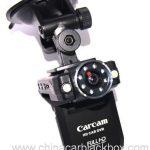 1080p rotatable LCD night vision car dvr 2