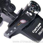 1080p rotatable LCD night vision car dvr 3